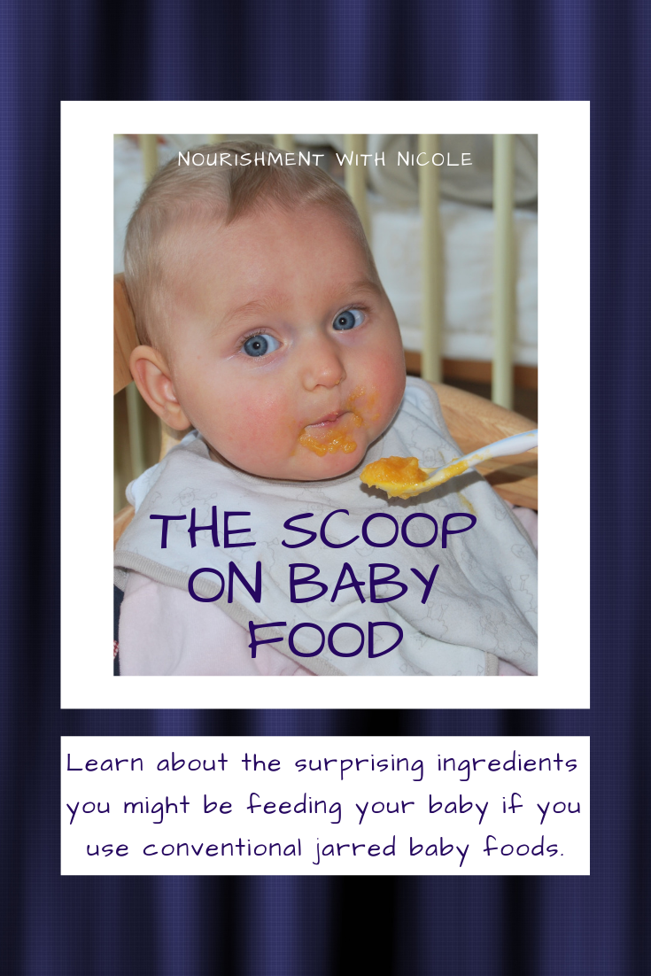 Baby Food Blunders: What's inside that jar of baby food?