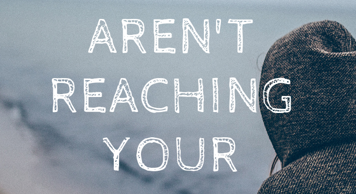 Why you aren't reaching your goals…