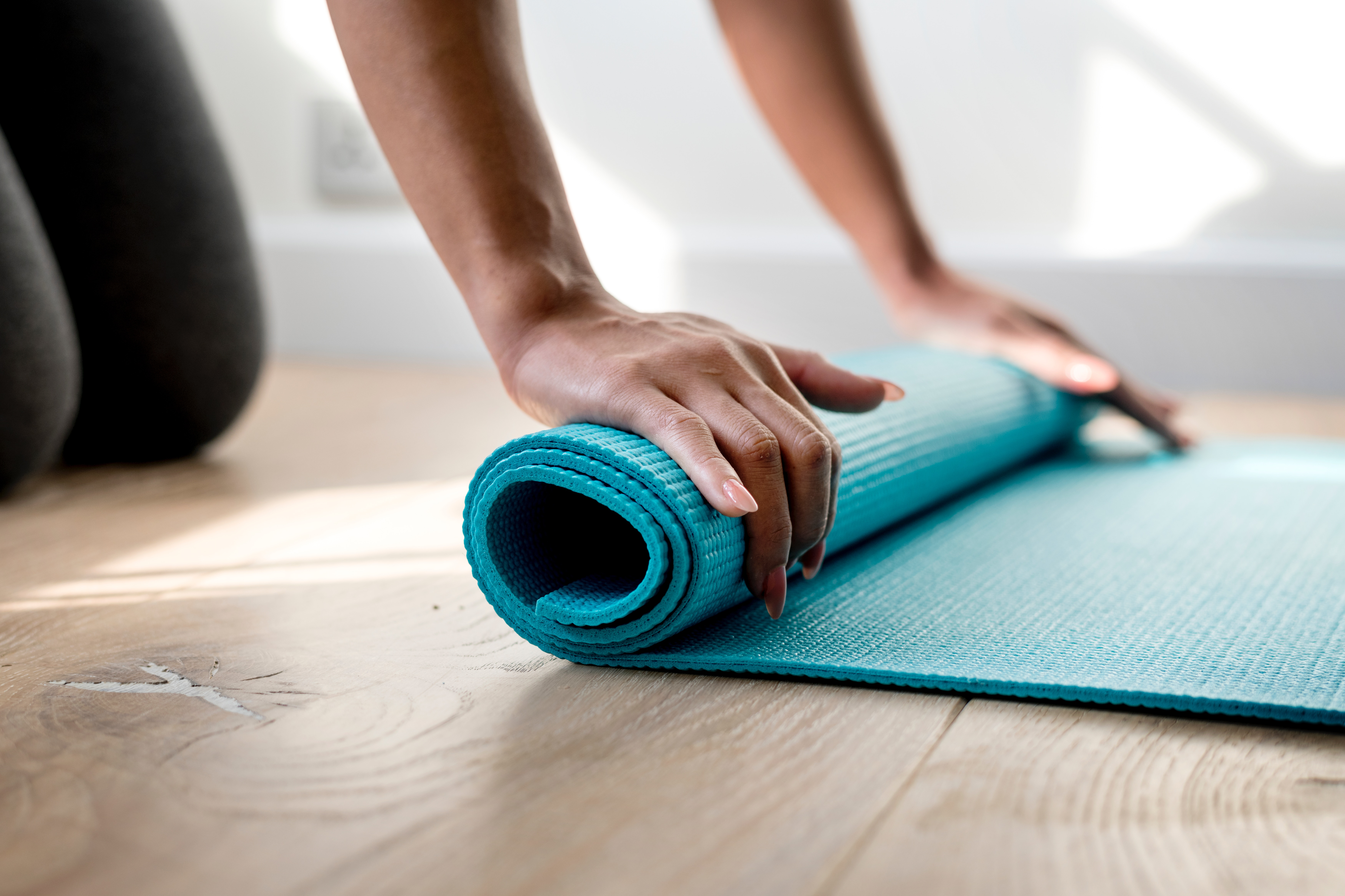 Guest Post: Starting a Yoga Practice