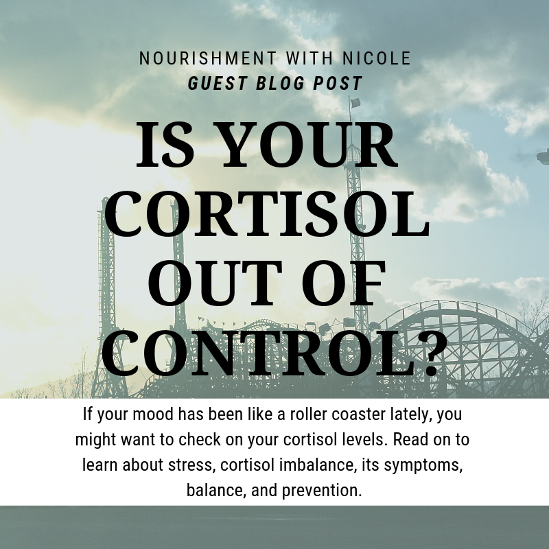 Is Your Cortisol Out of Control?